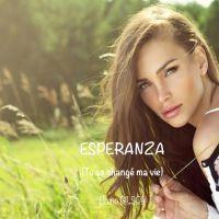 Cover Bruno Gilson - Esperanza (Tu as changé ma vie)