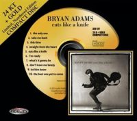 Cover Bryan Adams - Cuts Like A Knife