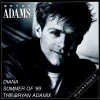 Cover Bryan Adams - Diana