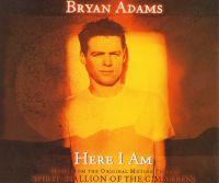 Cover Bryan Adams - Here I Am