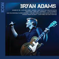 Cover Bryan Adams - Icon