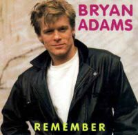 Cover Bryan Adams - Remember