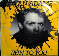 Cover Bryan Adams - Run To You