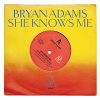 Cover Bryan Adams - She Knows Me