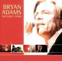 Cover Bryan Adams - The Early Years