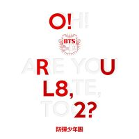 Cover BTS - O!RUL8,2?