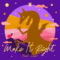 Cover BTS feat. Lauv - Make It Right