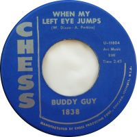 Cover Buddy Guy - When My Left Eye Jumps