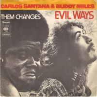 Cover Buddy Miles & Carlos Santana - Evil Ways