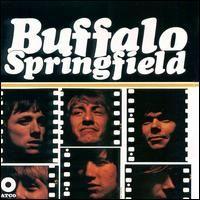 Cover Buffalo Springfield - Buffalo Springfield