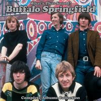 Cover Buffalo Springfield - What's That Sound?