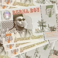 Cover Burna Boy - African Giant