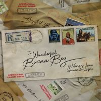 Cover Burna Boy - Wonderful
