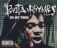 Cover Busta Rhymes - Do My Thing