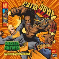 Cover Busta Rhymes feat. Eminem - Calm Down