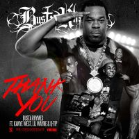 Cover Busta Rhymes feat. Q-Tip, Kanye West & Lil Wayne - Thank You