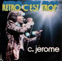 Cover C. Jérôme - Rétro c'est trop