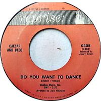 Cover Caesar & Cleo - Do You Want To Dance