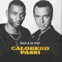 Cover Calogero & Passi - Face à la mer