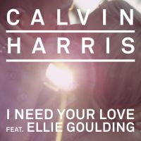 Cover Calvin Harris feat. Ellie Goulding - I Need Your Love