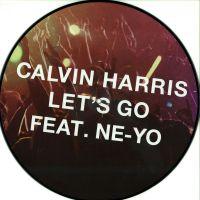 Cover Calvin Harris feat. Ne-Yo - Let's Go