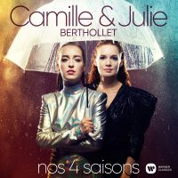 Cover Camille & Julie Berthollet - Nos 4 saisons