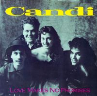 Cover Candi - Love Makes No Promises