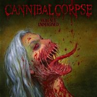 Cover Cannibal Corpse - Violence Unimagined