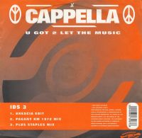 Cover Cappella - U Got 2 Let The Music