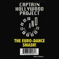 Cover Captain Hollywood Project - More And More