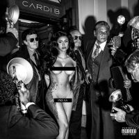 Cover Cardi B - Press
