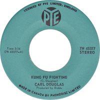 Cover Carl Douglas - Kung Fu Fighting