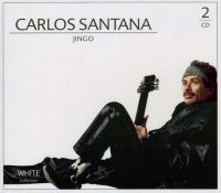 Cover Carlos Santana - Jingo (White Collection)