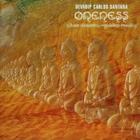 Cover Carlos Santana - Oneness: Silver Dreams - Golden Reality