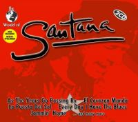 Cover Carlos Santana - The World Of Santana