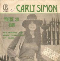 Cover Carly Simon - You're So Vain