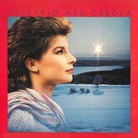 Cover Carola - Julefrid med Carola