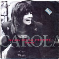 Cover Carola - The Girl Who Had Everything