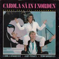 Cover Carola Häggkvist och Timo Korhonen - En sång om gemenskap (Cavatina)