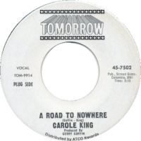 Cover Carole King - A Road To Nowhere