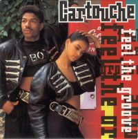 Cover Cartouche - Feel The Groove