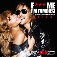 Cover Cathy & David Guetta - F*** Me I'm Famous! Ibiza Mix 2009