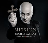 Cover Cecilia Bartoli - Mission