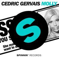 Cover Cedric Gervais - Molly