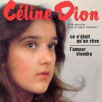 Cover Céline Dion - Ce n'était qu'un rêve