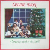 Cover Céline Dion - Chants et contes de Noël