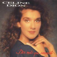 Cover Céline Dion - Des mots qui sonnent