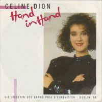 Cover Céline Dion - Hand in Hand
