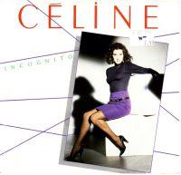 Cover Céline Dion - Incognito