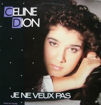 Cover Céline Dion - Je ne veux pas